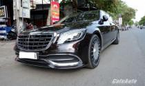 Bắt gặp Mercedes-Maybach S560 giá 11 tỷ đồng tại Cần Thơ