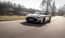 DBS Superleggera Volante – Chiếc xe mui trần nhanh nhất trong lịch sử của Aston Martin