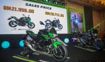 Kawasaki ra mắt bộ đôi naked bike Z250 và Z400 SE 2019 tại Malaysia