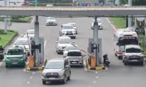Miễn thu phí cho xe ô tô khi đón trả khách tại sân bay