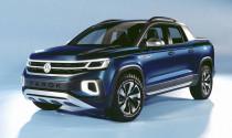 Volkswagen Tarok ra mắt mẫu concept bán tải