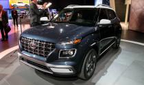 Vừa ra mắt, Hyundai Venue lại sắp có thêm bản N Line