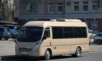 Xe dịch vụ 29 chỗ, đối thủ nào cho Hyundai County