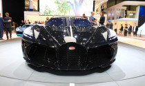 Bất ngờ với danh tính chủ nhân của độc phẩm Bugatti La Voiture Noire