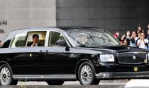 Chiếc xe của tân Nhật Hoàng có gì đặc biệt