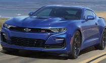 Chiến binh Chevrolet Camaro 2020 chính thức xuất hiện