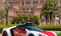 Lại có thêm xế độc gia nhập lực lượng cảnh sát UAE