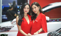 Ngắm dàn người đẹp tại triển lãm Bangkok Motor Show 2019