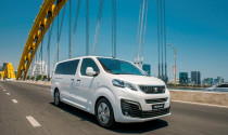 Peugeot Traveller có quá tự cao khi cạnh tranh với Mercedes-Benz V-Class?