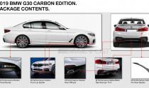 Tin vui cho Bimmer: BMW 5 Series có bản độ Carbon