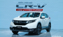 Doanh số Honda CR-V tụt dốc một nửa so vơi tháng trước