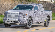 Ford F-150 2021 lộ diện với những tính năng vượt trội