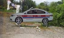 Hết cách, cảnh sát Thổ Nhĩ Kỳ lấy xe bằng bìa carton để hù dọa người vi phạm