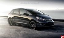 Honda Jazz 2020 lộ rõ thiết kế mới và bổ sung hệ thống phanh đĩa 4 bánh