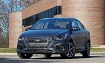 Hyundai Accent 2020: Tiết kiệm nhiên liệu mà hiệu quả cao