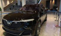 'Siêu SUV' VinFast Lux V8 lần đầu lộ diện tại Việt Nam
