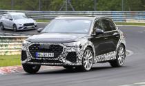 Audi RS Q3 2019 chạy thử nghiệm: mẫu crossover phong cách thể thao