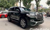Land Cruiser VXR 2019 màu cực độc duy nhất tại Việt Nam