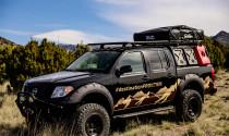 Nissan Destination Frontier – Chiếc xe dành cho mọi phượt thủ