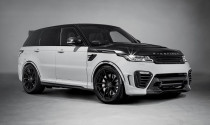 "Range Rover Overfinch Supersport: xế hộp ""carbon hóa"""