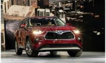 Toyota Highlander Hybrid 2020: 5 lí do nên mua