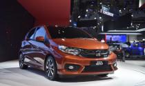 Ảnh thực tế nội thất Honda Brio lộ diện, chẳng khá hơn Toyota Wigo là mấy!