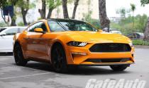 """Chiêm ngưỡng """"ngựa hoang"""" Ford Mustang 2.3 Ecoboost 2019 màu cực hiếm"""