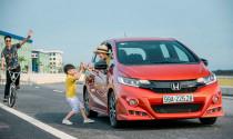 Honda Jazz: Chiều lòng những tay lái thành thị