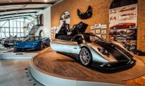 Khám phá Bảo tàng siêu xe Pagani tại Ý