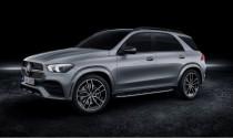 Mercedes GLE 580 V8 Mild Hybrid chính thức lộ diện