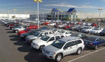 Ô tô nhập nguyên chiếc đạt 15.000 chiếc trong tháng 5