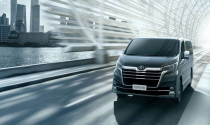 Toyota ra mắt mẫu minivan sang trọng Granvia
