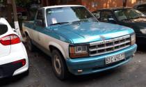 Dodge bán tải: Bắt gặp xe lạ trên phố Hà Nội