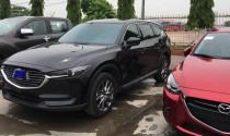 Đối thủ SantaFe - Mazda CX-8 chính thức xuất hiện tại Việt Nam, dự kiến ra mắt trong tháng 6
