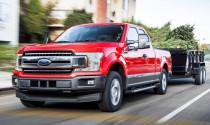 Ford F-150 XLT động cơ Power Stroke dầu diesel V6: mạnh mẽ, kinh tế