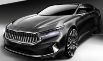 Kia hé lộ sedan K7 Premier: sang trọng, cao cấp không kém xe Đức