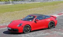 Porsche lô diện 911 Targa 2020 với diện mạo lạ mắt
