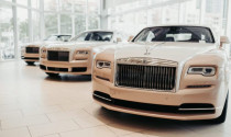 """Rolls-Royce giới thiệu bộ sưu tập """"Miami, Six of Six"""" giới hạn 6 chiếc"""