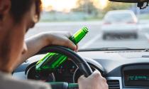 Điểm nóng tuần: Từ 1/1/2020, người đã uống rượu, bia sẽ không được lái xe