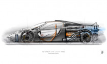 Huyền thoại McLaren F1 sẽ hồi sinh