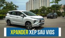 Top 10 xe bán chạy nhất tháng 5/2019: Xpander nhăm nhe lật đổ Vios