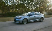 Toyota Corolla Altis thế hệ mới sẽ ra mắt Thái Lan vào tháng 8: đối thủ lớn của Mazda 3