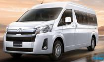 Toyota Hiace 2019 thế hệ mới tại Thái Lan giá từ 746 triệu đồng