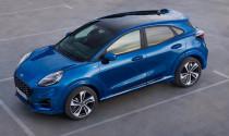 Ford Puma – Khi Fiesta được 'SUV hóa'