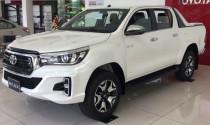 Toyota tăng cường thêm gói an toàn trên Hilux với giá từ 18-20 triệu
