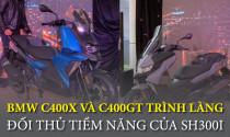 BMW Motorrad C400X và C400GT trình làng tại Việt Nam đối thủ tiềm năng của SH300i