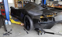 Siêu xe Lamborghini Aventador in 3D có gì đặc biệt?