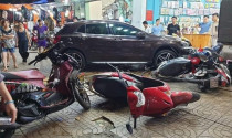 Tìm ra danh tính nữ tài xế Mercedes-Benz gây tai nạn liên hoàn tại TP.HCM