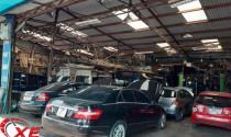 Điều hòa ô tô dở chứng ngày nắng nóng, garage ô tô quá tải
