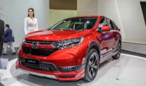 Honda CR-V phiên bản limited chỉ 300 chiếc tại Malaysia